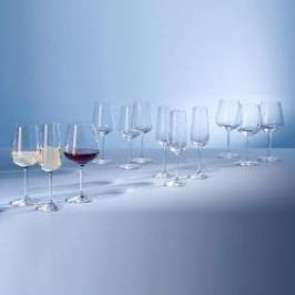 Villeroy & Boch Ovid Kristallglas Drinking glass 12-piece set, 4 x red and white wine glasses + 4 x champagne glasses