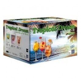 Schott Zwiesel Bar Special Cocktail glass Tropical Dream 12-piece set
