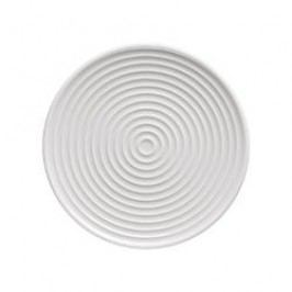 Thomas ONO weiss Cup kombi saucer / cover for a bowl with 14 cm diameter / plate 15 cm