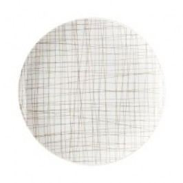 Rosenthal Selection Mesh Line Walnut Plate flat, 19 cm