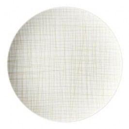Rosenthal Selection Mesh Line Cream Plate flat, 27 cm