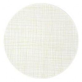 Rosenthal Selection Mesh Line Cream Plate flat, 33 cm
