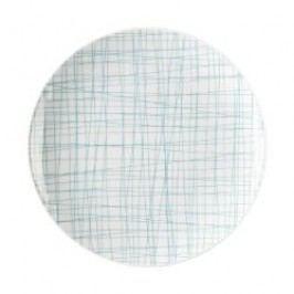Rosenthal Selection Mesh Line Aqua Plate flat 19 cm