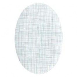 Rosenthal Selection Mesh Line Aqua Platter 38 cm