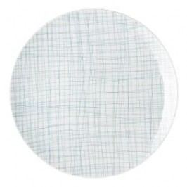 Rosenthal Selection Mesh Line Aqua Plate flat 27 cm