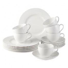 Gallo Design by Villeroy & Boch Basic White Coffee Set 18pcs.