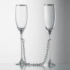 Eisch Wedding Day - Gift Set Sparkling Wine Glasses in gift box 2 pcs / 180 ml