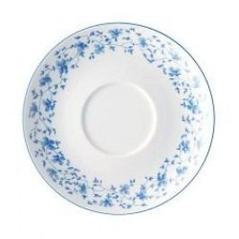 Arzberg Form 1382 Blue Blossoms (Blaublüten) Saucer for Tea, Cafè Au Lait 15 cm