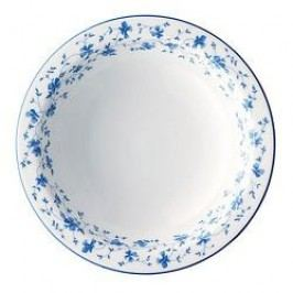 Arzberg Form 1382 Blue Blossoms (Blaublüten) Round Bowl (Flat with Rim) 23 cm