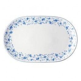 Arzberg Form 1382 Blue Blossoms (Blaublüten) Oval Platter 36 cm