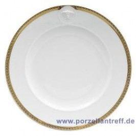 Rosenthal Versace Ikarus Médaillon Méandre d´Or Breakfast Plate 22 cm