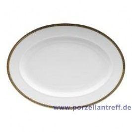 Rosenthal Versace Ikarus Médaillon Méandre d´Or Platter 28 cm