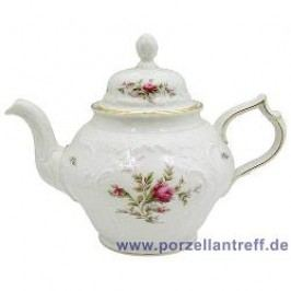 Rosenthal Classic Sanssouci Ivory Moosrose new Tea Pot 1.25 L