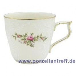 Rosenthal Classic Sanssouci Ivory Moosrose new Coffee Cup 0.21 L