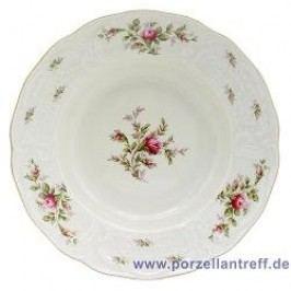 Rosenthal Classic Sanssouci Ivory Moosrose new Soup Plate 23 cm