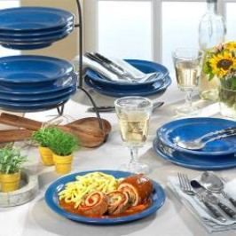 Friesland Ammerland Blue Tableware set 12 pcs