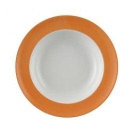 Thomas Sunny Day Orange Soup Plate 23 cm