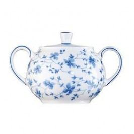 Arzberg Form 1382 Blue Blossoms (Blaublüten) Sugar Bowl 2 persons (0.12 L)