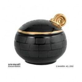 Königlich Tettau Hundertwasser Espresso Edition Sugar Bowl Small