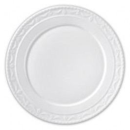KPM Kurland White Charger Plate / Underplate 33 cm