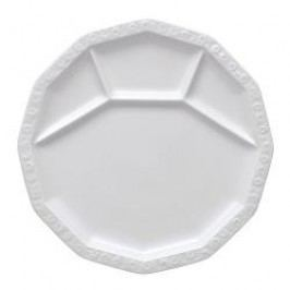 Rosenthal Classic Maria Weiss Fondue / Barbecue Plate 28 cm