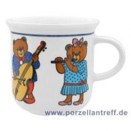 Arzberg Bear Orchestra Mug with Handle 0.28 L