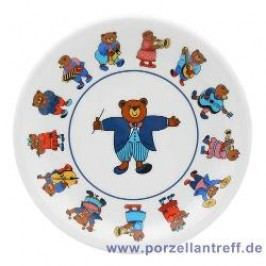 Arzberg Bear Orchestra Breakfast Plate 20 cm