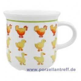 Arzberg Farm Animals Mug with Handle 0.28 L