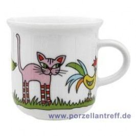 Arzberg Bremen Town Musicians Mug with Handle 0.28 L