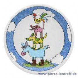 Arzberg Bremen Town Musicians Breakfast Plate 20 cm