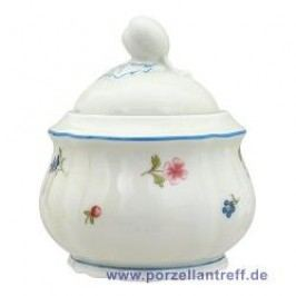 Seltmann Weiden Marie-Luise Scattered Blooms Sugar Bowl 6 persons