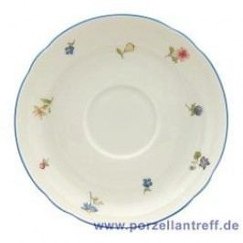Seltmann Weiden Marie-Luise Scattered Blooms Coffee Saucer 14.5 cm