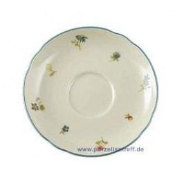 Seltmann Weiden Marie-Luise Scattered Blooms Tea Saucer 13 cm