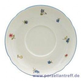 Seltmann Weiden Marie-Luise Scattered Blooms Soup Cup Saucer 16 cm