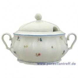Seltmann Weiden Marie-Luise Scattered Blooms Bowl with Lid 2,15 l