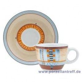 Seltmann Weiden Grado Espresso Cup & Saucer, 2 pcs set, 0.09 l/12 cm
