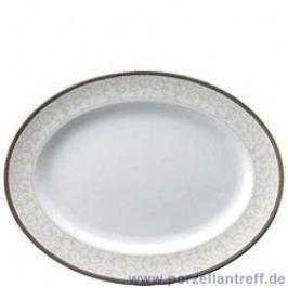 Wedgwood Celestial Gold Oval Platter 35 cm