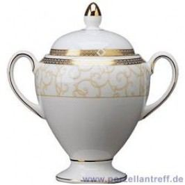 Wedgwood Celestial Gold Sugar Bowl Globe 10 cm
