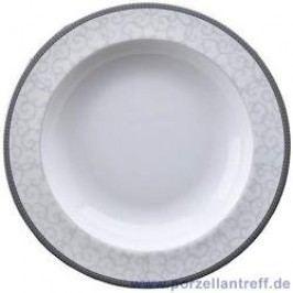 Wedgwood Celestial Platinum Soup Plate 23 cm