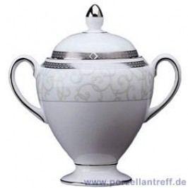 Wedgwood Celestial Platinum Sugar Bowl 10 cm
