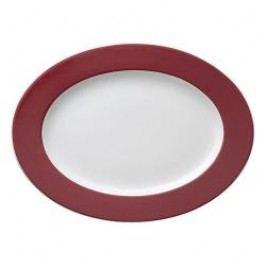 Thomas Sunny Day Hot Pink (Fuchsia) Oval Platter 33 cm