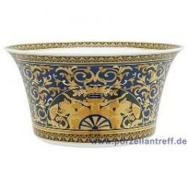 Rosenthal Versace Medusa blue Bowl 20 cm