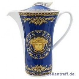 Rosenthal Versace Medusa blue Coffee Pot 1.20 L