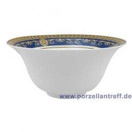Rosenthal Versace Medusa blue Asia Soup Bowl 19 cm