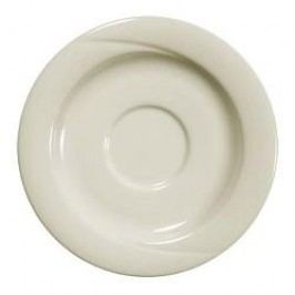 Seltmann Weiden Orlando fine cream Uni Tea Saucer 14.5 cm
