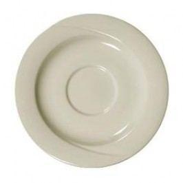 Seltmann Weiden Orlando fine cream Uni Soup Cup Saucer 16 cm