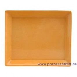 Arzberg Tric orange Platter Rectangular 12 x 15 cm