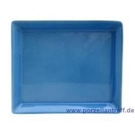 Arzberg Tric Blue Platter Rectangular 12 x 15 cm
