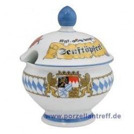 Seltmann Weiden Compact Bavaria Mustard Pot