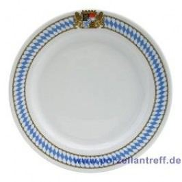 Seltmann Weiden Compact Bavaria Plate Flat 23 cm
